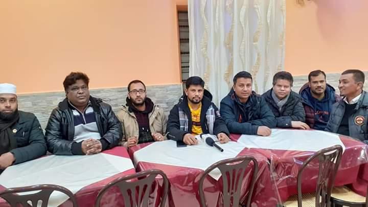 জালালাবাদ এসোসিয়েশন ইতালীর জরুরি সভা অনুষ্ঠিত