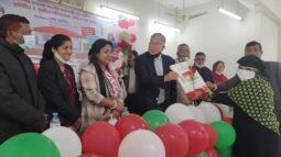 কমলগঞ্জে ৬০ গৃহহীন পরিবার পেল সরকারী ঘর