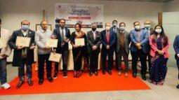 রোমে বাংলাদেশ দূতাবাস র্কতৃক র্সবোচ্চ রেমিট্যান্স প্রেরণকারীদের সম্মাননা প্রদান