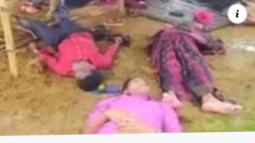 বজ্রপাত: চাঁপাইনবাবগঞ্জে বরযাত্রী দলের ১৭ জনের মৃত্যু