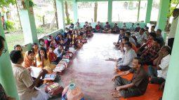 বিয়ানীবাজার নওয়াগ্রামে বৈদিক শিক্ষা চর্চা (গীতা স্কুল) এর উদ্ভোধন